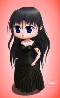 Hecate chibi by Scilentor