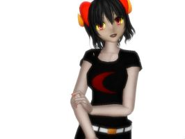 Homestuck OC Keiara by Witchling413
