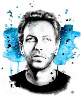 Chris Martin #3 by Bulletproof-Eggs