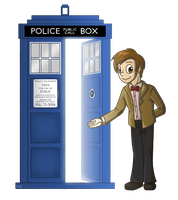 The Doctor is In by Peeka13
