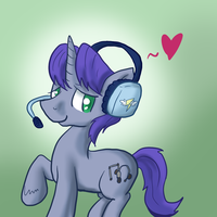 Soarin Headset by ShapeshifterSoarin