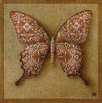 Symbol-Butterfly3 by INDRIKoff