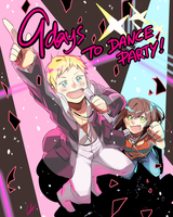 9 days to dance party! by limbebe