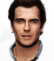 Henry Cavill by Jake-Kot