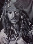 Captain Jack Sparrow by ruehrshneck