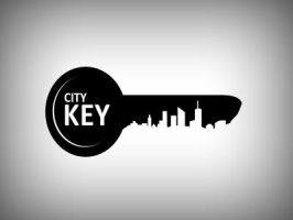 City Key Logo by darknez
