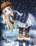 Luna Lovegood in the Snow by Glee-chan