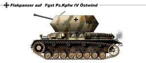 Flakpanzer IV Ostwin by nicksikh
