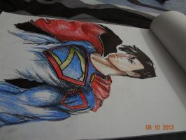 Superman by ZZHK