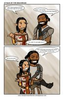 Champions and Heroes: Attack of the Douchecan by Ddriana