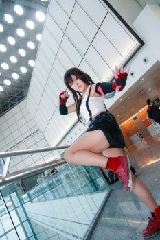 Final Fantasy VII - Tifa Lockhart by Xeno-Photography
