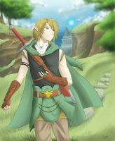 LOZ - New Link by Heart-tsukikage