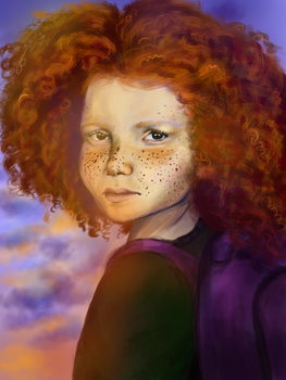 Ginger Kid by puffsAnna