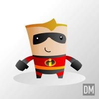Mr. Incredible by DanielMead