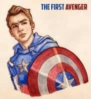 The First Avenger by DanielleJensen