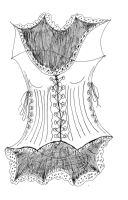 corset by shaharw