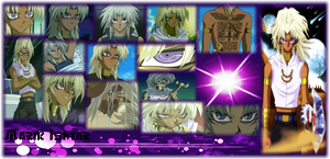 Marik Ishtar Wallpaper by Koza-Kun