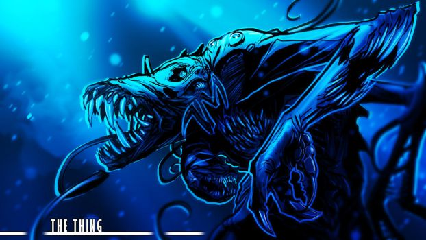 The Thing by SickJoe