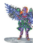 Goddess of victory Nikemon by HandxPalm