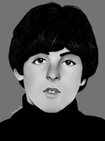 Paul McCartney by Brittyboo14