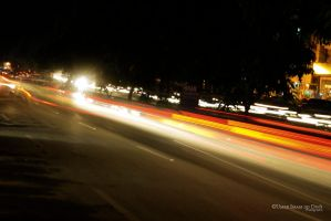 Day 26: Moving Lights by umerr2000