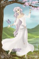 Lady Amalthea by daughterofbastet
