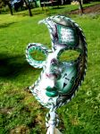 The Mask by SomethingWickedStock