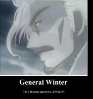 General Winter by x-Vodkaa