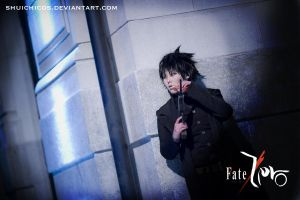 Fate zero 02 by shuichimeryl
