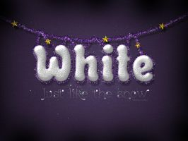 White by Textuts