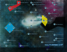 The Multiverse Map 2 by netro32