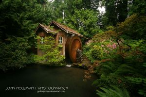 Waterwheel by guitarjohnny
