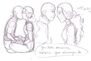 Book Four Kataang by daughterofthestars