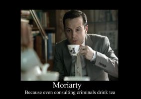 Moriarty by fenderforever1