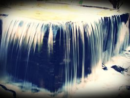 Water curtain by DionisDei
