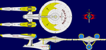 ISS Enterprise Multi-View by captshade