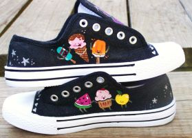 Little Katelyn's Shoes by ChumpShoes