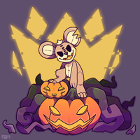 PUMPKIN KING by Mynosylexia