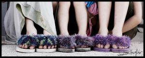Fuzzy Feet by TimelessImages