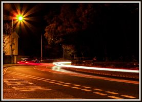Traffic Trails. by chivt800