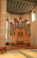 Pipe organ of Munster by MorganeS-Photographe