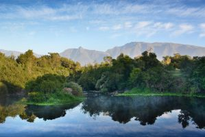 Breede River by suffer1