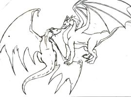 dragoniade chars incomplete by Dragon2007