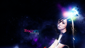 Tiffany Hwang - SNSD - WP 38 by udooboo