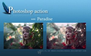 Action Photoshop by AngelikaZbojenska