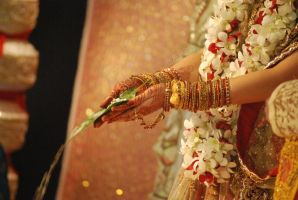 Indian Wedding by radnaa