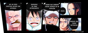 One Piece - Chapter 667 by WendyTsq