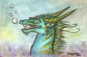 ACEO: AaigaAmur by Jungle-Fire