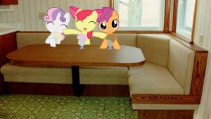 CMC Get A Treat by Macgrubor