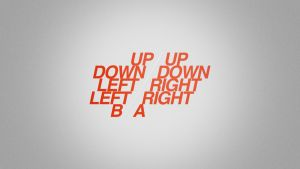 Up Up Down Down Left Right Left Right AB by SchneiderStudios